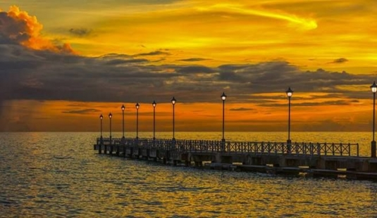 Speightstown Jetty, St. Peter, Barbados